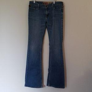4/$20 Hollister Jeans